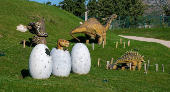 Mali dinosaurusi