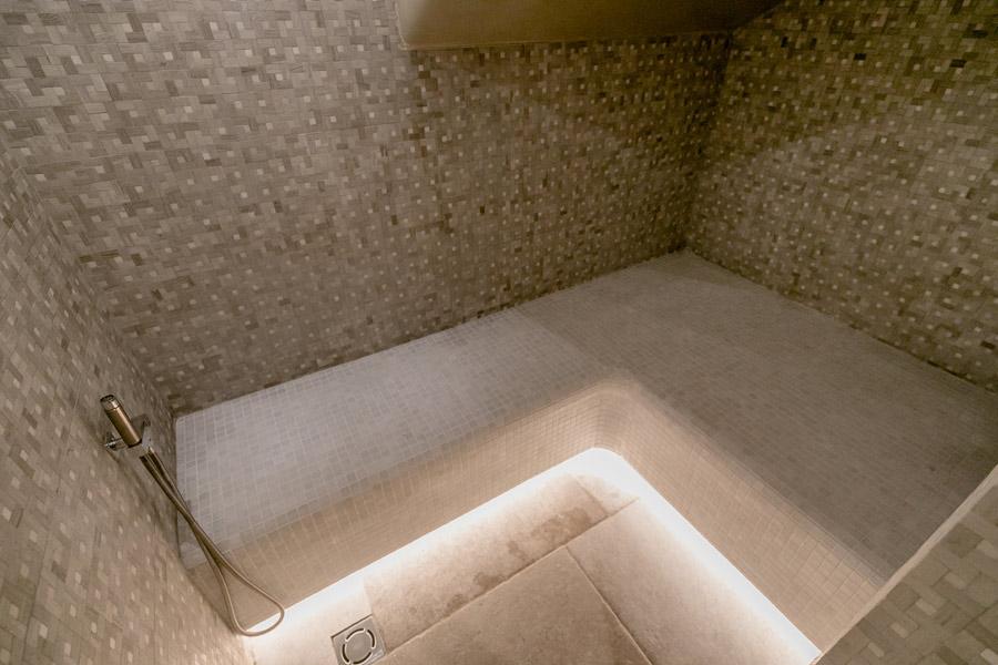 Casa del Mare - Parno kupatilo