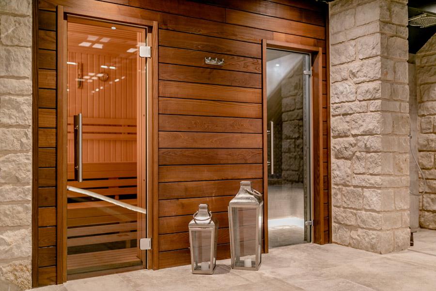 Casa del Mare - Sauna i Parno kupatilo