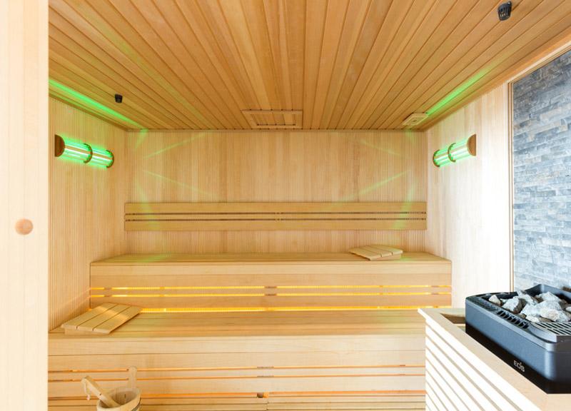 Bibis sauna kabina 1