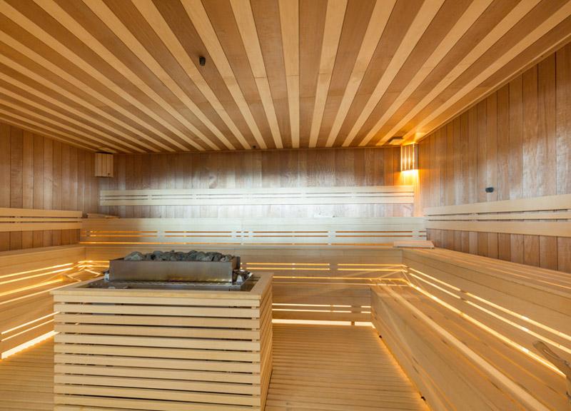 Bibis sauna-kabina