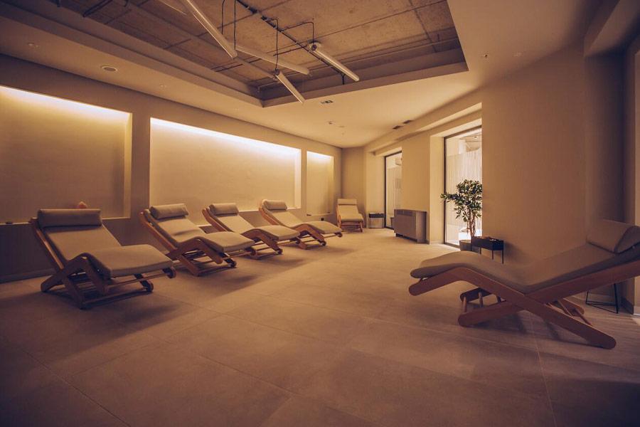 Mona Plaza relax zona