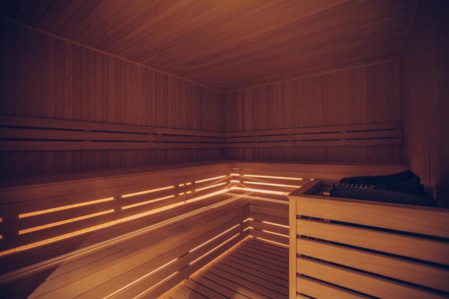 Mona Plaza sauna kabina